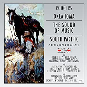 Oklahoma/the Sound of Music/South Pacific