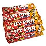 ALL STARS HY-PRO Deluxe Bar Mix Box, 12 x 100g, XXL Eiweiss-Riegel, 28-30g Eiweiß pro Riegel, perfekt für Muskelaufbau