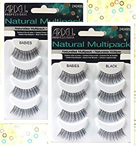 [2 PACKS DEAL!!!] Ardell Multipack Babies Style Eyelashes by Ardell