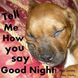 Tell Me How You Say Good Night (bedtime stories for children)