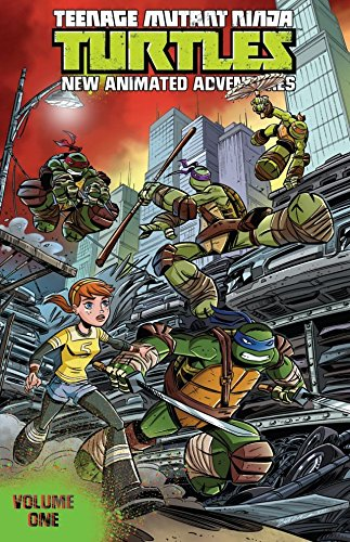 Teenage Mutant Ninja Turtles: New Animated Adventures Vol. 1 ...