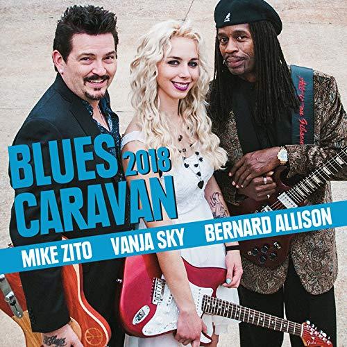 Blues Caravan 2018 (Cd/Dvd)