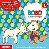 Bobo besucht den Zoo und weitere Folgen. Das Original-Hörspiel zur TV-Serie: Bobo Siebenschläfer 1