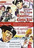 Programa Doble Charles Laughton As Captain Kidd (Abbott & Costello Encuentro Con El Capitán Kidd - El Capitán Kidd) [DVD]
