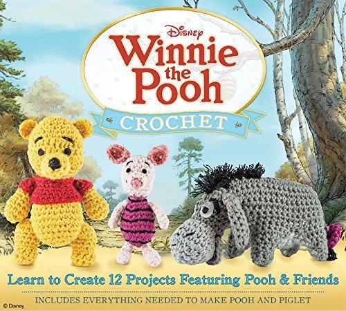 Winnie the Pooh Crochet por Megan Kreiner