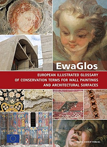 EwaGlos, European Illustrated Glossary of Conservation Terms for Wall Painting and Architectural Surfaces : English definitions with translations into ... Polish, Romanian, Spanish and Turkish par Angela Weyer