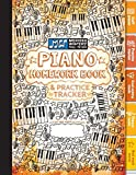 Piano Homework Book and Practice Tracker (Orange): Staff Paper, Manuscript Paper, Theory Tools, Practice Planner, for Kids or Adults, Notebook Paper, ... Piano Homework Book and Practice Tracker)