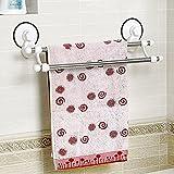 HOKIPO Brand 2 tier Towel Rack - Hi-Qual...