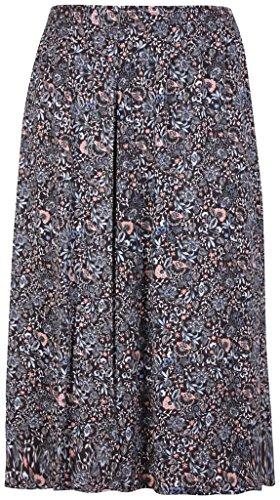 H&F Girls ® Damen Rock XXXX-Large Gr. 54, Multi Floral