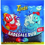 Tinti Badesalz Duo rot/blau, 80g