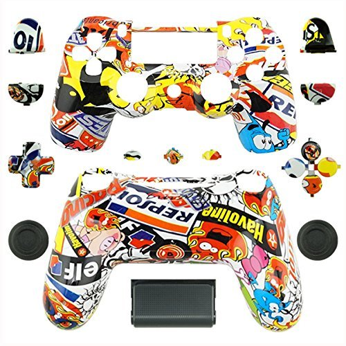 controller-replacement-cover-repsol-with-pad-and-button-ps4-by-thtb