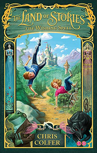 The Wishing Spell: Book 1