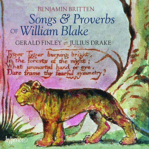 Britten: Songs And Proverbs of William Blake And Other Songs