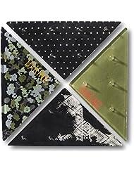 DAKINE Stomp-Pad Puzzle Mat, puntos, talla única, 10000107