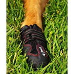 4Paws Dog Boot Active Paw Protectors - (1 x Pair - 2 boots) Reflective and Robust with rubber grip sole and breathable… 15