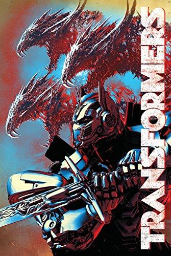 Transformers The Last Knight Dragons Maxi Poster 61 x 91,5 cm (Megatron Poster)