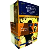 The Complete Sherlock Holmes (Vol I and II - Set of 2 Books) - Complete Collection of 4 Novels and 56 Short Stories