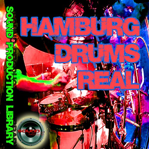 HAMBURG DRUMS Real – Unique Original 24bit Multi-Layer Samples/Loops Library on DVD or for download
