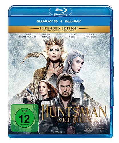 ce Queen - Extended Edition  (+ Blu-ray) ()