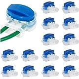 Uni-Fine 20 Piezas Conector del Cable del Robot, Conector de Cables para Robot Cortacésped Conectores de Cable Conector de Ca