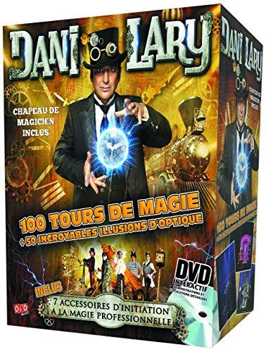 Megagic - dan-p–kit di magia–cofanetto pro–dani lary (versione francese)