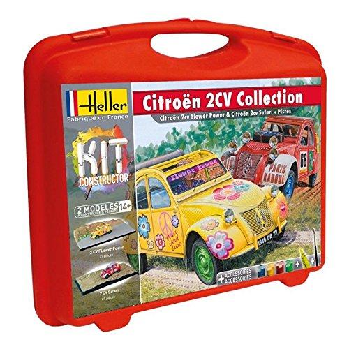 heller-62003-maquette-de-voiture-citroen-2cv-collection-grande-mallette