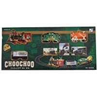 Anita Enterprise Choo Choo Classical Toy Battery Operated Train Set with Light & Sound
