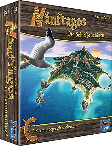 Lookout - Juego de Tablero (versión en alemán)
