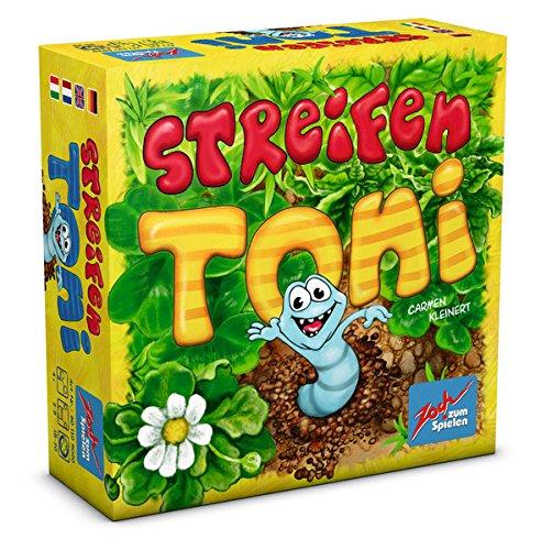 Preisvergleich Produktbild Zoch 601105020 - Streifen Toni, Kartenspiel