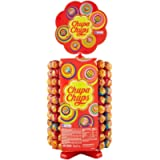 Chupa Chups Ruota Lecca Lecca, Lollipop Frutti Assortiti Gusto Fragola, Ciliegia, Arancia, Lampone, Vaniglia, Cola e…