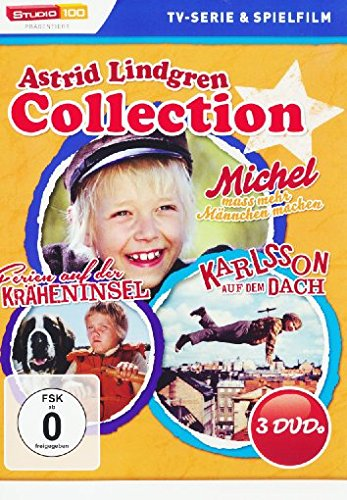 Astrid Lindgren Collection [3 DVDs]: Alle Infos bei Amazon