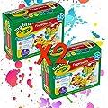 Crayola 6 Washable Kids Paint : everything £5 (or less!)