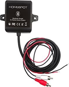 AMPIRE BTR200 Bluetooth Receiver Adapter AUX Kfz Auto Car Home Hi-Fi Boot Marine