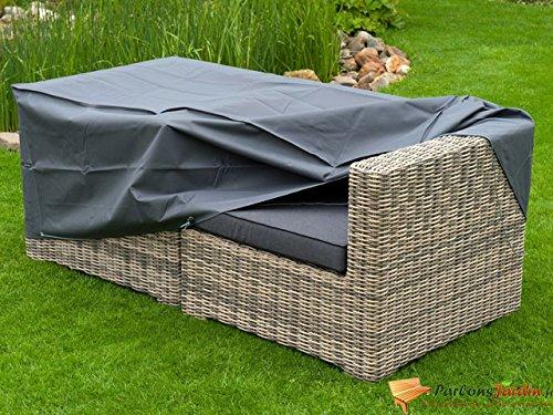 Nature Housse pour chaise de jardin PE 170x90x60 cm 6031600
