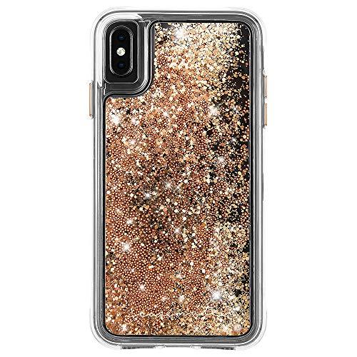 00deff07198 Case-Mate CM037822 - Carcasa rígida para Apple iPhone XS MAX, Color Dorado