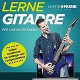 Gutschein von Lerne Musik Online für Online-Gitarren-Unterricht, 1 Schnupperstunde