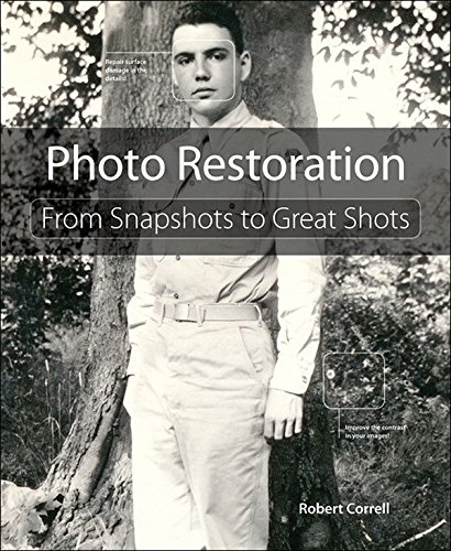 Photo Restoration: From Snapshots to Great Shots (English Edition)