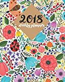2018 Weekly Planner: 8