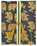 #7: DI-KRAFT Bamboo Exclusive HandMade Paper Notebook Cover Printed Diary (Bamboo1)