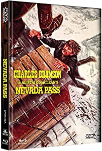 Nevada Pass - Breakheart Pass [Blu-Ray+DVD] - uncut - auf 444 limitiertes Mediabook Cover A