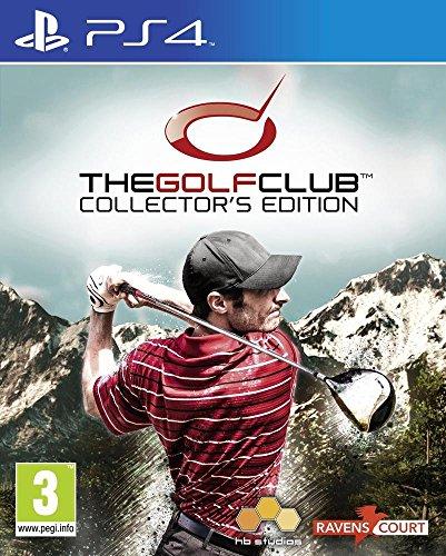 the golf club - édition collector (Club Für Golf The Playstation 4)
