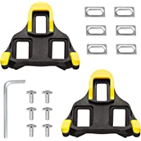 nuoshen Spd Cleats for Cycling Shoes,Bike Cleats Compatible with Cleats Bicycle Cleat Set Suitable