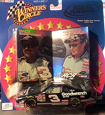 Winner's Circle - Dale Earnhardt #3 -Team Collector Cards with Car by Action Performance