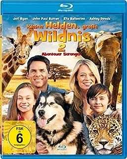 Kleine Helden, große Wildnis 2 - Abenteuer Serengeti [Blu-ray]
