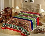 Raymond Home Woolen Single Blanket, Gree...