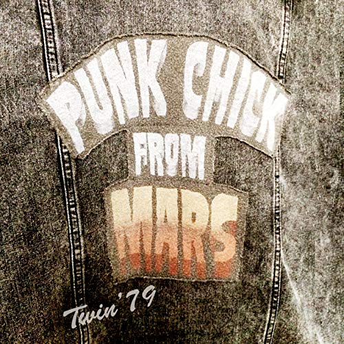Punk Chick from Mars -