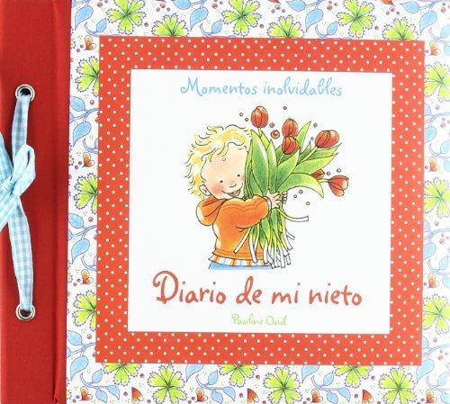 Diario de mi Nieto (Momentos Inolvidables)