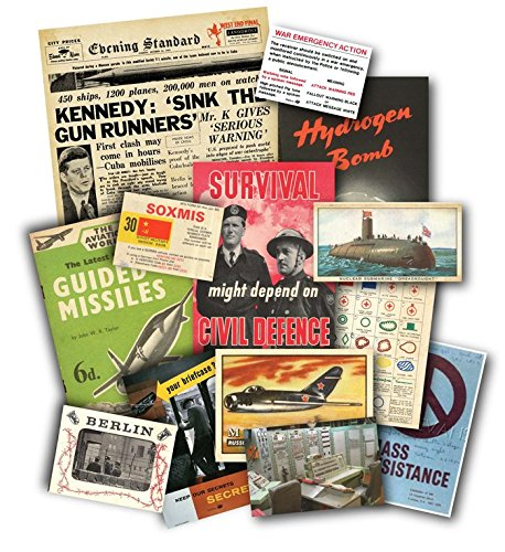 Price comparison product image THE COLD WAR Memorabilia Gift Pack with over 20 pieces of Replica Artwork