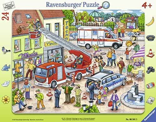 "Ravensburger Rahmenpuzzle 06581\"" 110, 112-Eilt herbei Puzzle"