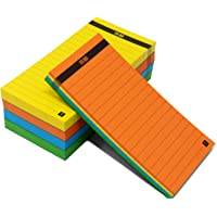 Thinkpot Colour Memo Pads - 5 Pads Combo